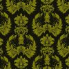 Pattern green black